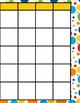 Primary Colors Teacher Binder/Lesson Plan Template- EDITABLE