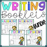 Writer's Workshop Paper Bundle