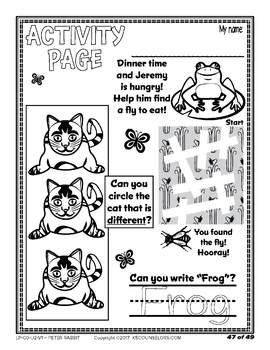Primary Counselor Lesson Bundle, Unit 2 for each grade (Pre K - 2nd Grades)