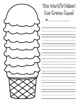 Leopold's Ice Cream Creative Writing Challenge is BACK!