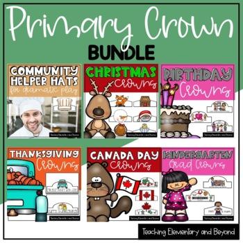 Primary Crown Bundle