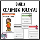 Primary Daily Gratitude Journal