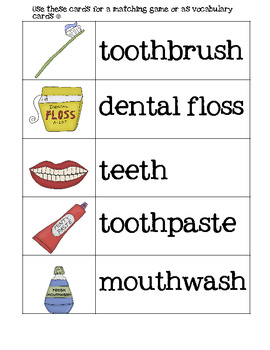 Primary Dental Health Mini Unit