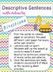 Primary- Descriptive Sentences with Adverbs: Construct a Sentence