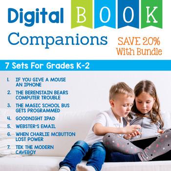 Primary Digital Book Companions Bundle
