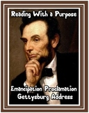 Primary Documents: Emancipation Proclamation and Gettysburg Address