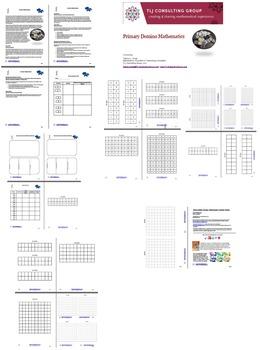 Primary Domino Mathematics Packet