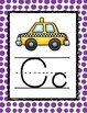 Alphabet Posters and Charts-Large and Mini Size Included--