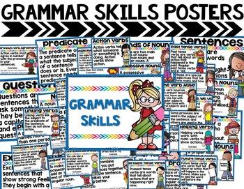 Language Arts Posters