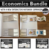 Needs and Wants Goods and Services Consumers and Producers Bundle
