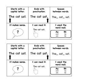 Primary Editing Checklist