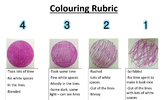 Primary Elementary Coloring Rubric