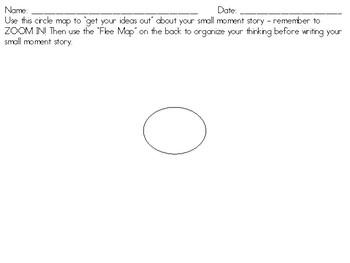 "Primary Narrative ""Flee Map"""