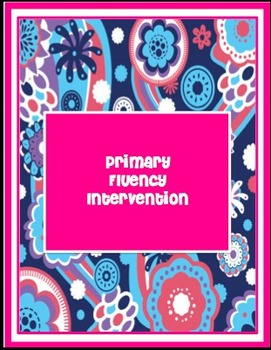Primary Fluency Intervention