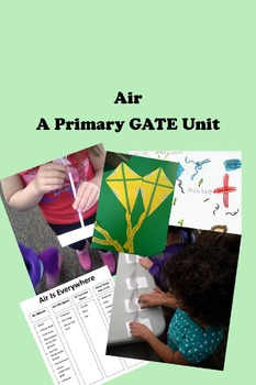 Primary GATE -- AIR!  Active, Creative, Academic, and Hands-on!