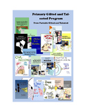 Primary GATE Gifted and Talented Program for the Year -- 410 Pages, 50%+ off!