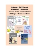 Primary GATE with Caldecott COLLECTION - 180 pages - 7 Books!