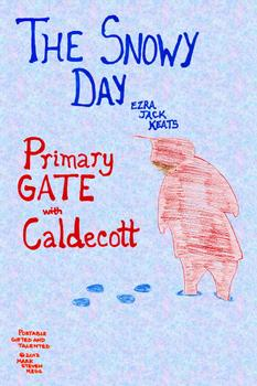 Primary GATE with Caldecott -- The Snowy Day by Ezra Jack Keats