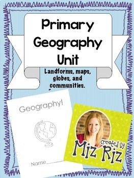 Primary Geography Unit!