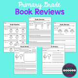 Primary Grade Book Reviews