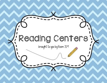 Primary Grade Reading & Literacy Centers (Games & Posters)