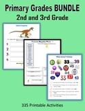 Primary Grades BUNDLE