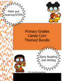 Primary Grades Candy Corn Activity Bundle