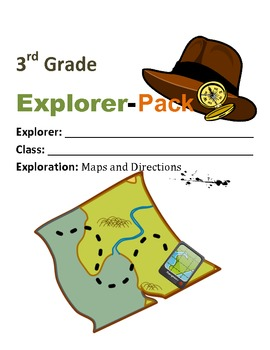 Primary Grades Explorer Pack - Map Features