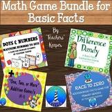 Math Games Bundle (Primary Grades)