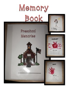 Primary Grades Memory Book
