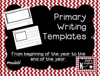 Primary Grades Writing Workshop Papers