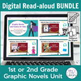 Primary Graphic Novels Digital Read-aloud BUNDLE
