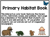 Primary Habitat Book