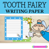 Primary Writing Paper: Tooth Fairy