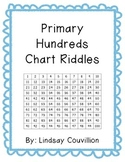 Primary Hundreds Chart Riddles