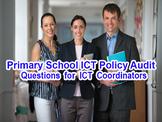 Primary ICT Coordinator's ICT Audit