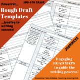 2nd-5th Grades: Rough Drafts for Writing