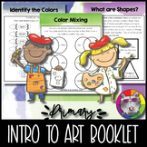 Primary Introduction to Art Booklet