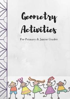 Primary & Junior Geometry Activities