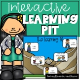 Primary Learning Pit a Interactive Set for Character Educa