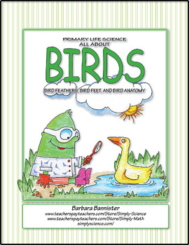 Primary Life Science - All About Birds