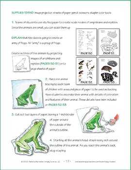 Primary Life Science:  An Introduction to Amphibians and Reptiles