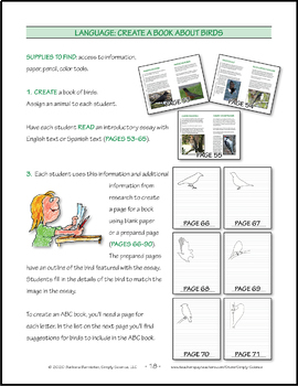 Primary Life Science - An Introduction to Birds