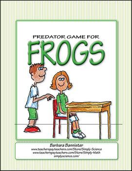 Primary Life Science: Predator Game for Frogs
