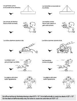 Primary Life Science: Predator Game Birds