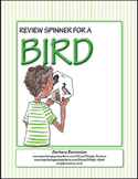 Primary Life Science - Review Spinner for Birds
