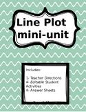 Primary Line Plot Work