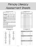 Primary Literacy Assessment Tool - Full Assessment