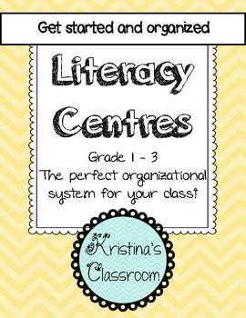 Primary Literacy Centres