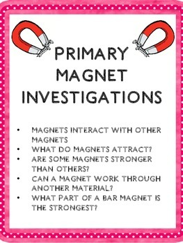 Primary Magnet Investigations